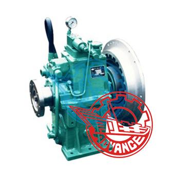 hcl型液压离合器采用湿式多片粉末冶金摩擦片结构